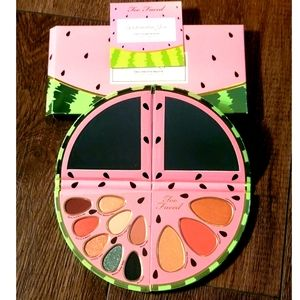 Too Faced Watermelon 🍉 Slice Face and Eye Palette